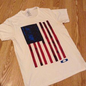 Oakley American Flag Shirt